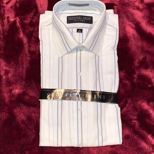 GEOFFREY BEENE Fitted Men's Dress Shirt NWT